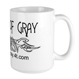 Shades of Gray Mug