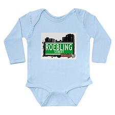 ROEBLING STREET, BROOKLYN, NYC Long Sleeve Infant