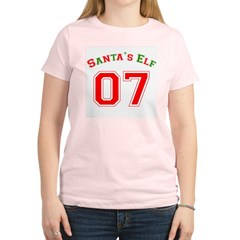 Santa's Elf 07 Women's Light T-Shirt