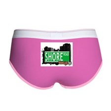 SHORE ROAD, BROOKLYN, NYC Women's Boy Brief