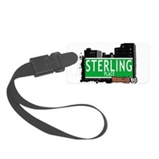 STERLING PLACE, BROOKLYN, NYC Luggage Tag