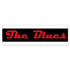 The Blues Bumper Bumper Sticker