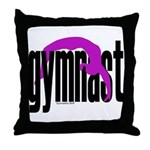Gymnastics Pillow - Gymnast-BHS