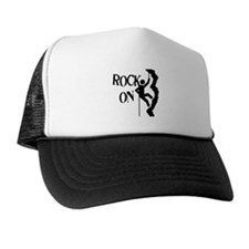 Rock On Trucker Hat