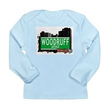 WOODRUFF AVENUE, BROOKLYN, NYC Long Sleeve Infant