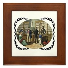 Pharmacy Art 1 Framed Tile