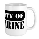 Property of Katharine Ceramic Mugs