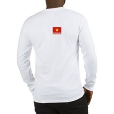 Doves and Disc Long Sleeve T-Shirt