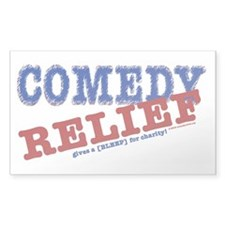 Comedy Relief Limited Edition Decal