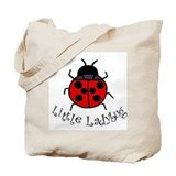 Little Ladybug Tote Bag