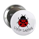 Little Ladybug Button