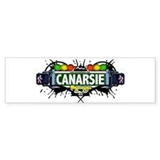 Canarsie Brooklyn NYC (White) Bumper Sticker