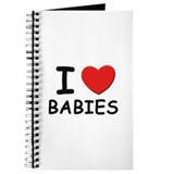 I love babies Journal