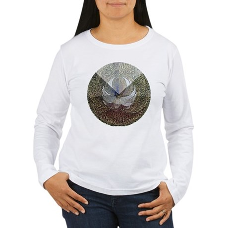 Guardian Angel Women's Long Sleeve T-Shirt