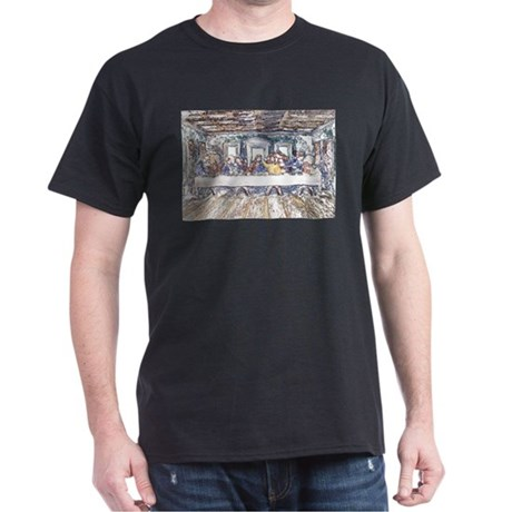 Last Supper Dark T-Shirt