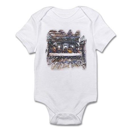 Lord's Last Supper Infant Bodysuit