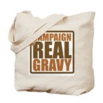 Real Gravy Tote Bag