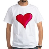 Red Heart Shirt