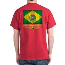 Empire of Brazil Flag T-Shirt