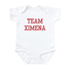 TEAM XIMENA  Infant Creeper