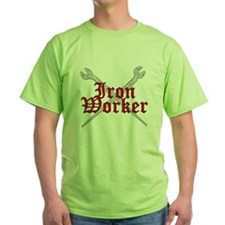 Iron Worker Skull & Cross Wrenches 2 T-Shirt