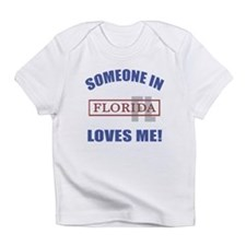 Someone In Florida Loves Me Infant T-Shirt