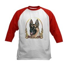 German Shepherd Holiday/Christmas Tee