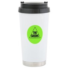 Green Party 2013 Ceramic Travel Mug