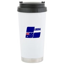 Liberal Party 2013 Stainless Steel Travel Mug