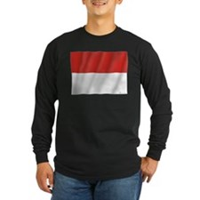 Pure Flag of Indonesia T