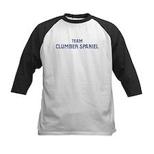 Team Clumber Spaniel Tee