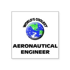 World's Coolest Aeronautical Engineer Sticker