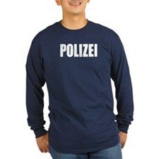 German Police Polizei T