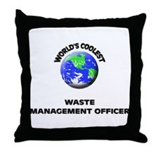 World's Coolest Waste Management Officer Throw Pil