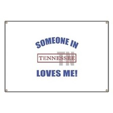 Someone In Tennessee Loves Me Banner