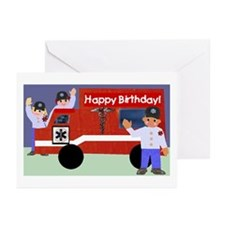 Paramedic Birthday Cards (Pk of 10)