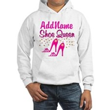 SEXY PINK SHOES Hoodie