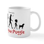 Evolution of the PUGGLE Coffee Mug