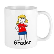 Third Grade Girls Mug