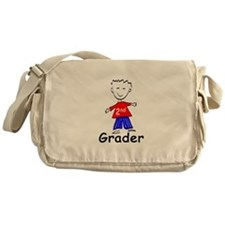 Second Grade Boys Messenger Bag