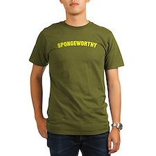 "Seinfeld ""Spongeworthy"" T-Shirt"