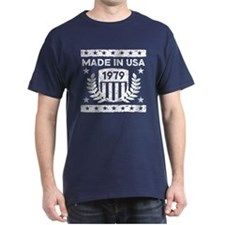 Made In USA 1979 T-Shirt