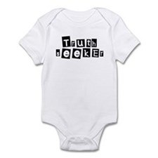 Truth Seeker Infant Bodysuit