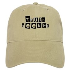 Truth Seeker Baseball Cap