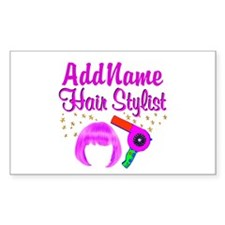CHIC HAIR STYLIST Decal