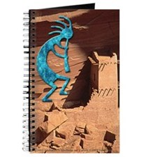 Kokopelli w/ Pueblo Journal