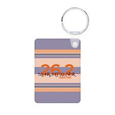 Marathoner Personal Best Keychains
