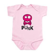 Punk (Pink) Infant Toddler Romper