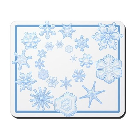 Flurry Mousepad