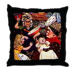 Kirk 5 Throw Pillow